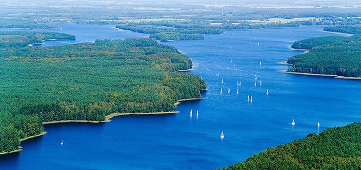 Jezioro Jeziorak – Siemniany – 25 km